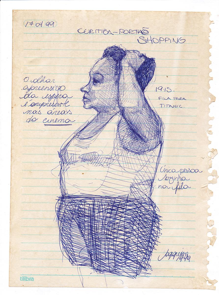 Desenho atribuído a Joaquim de Souza - Fase 1 - 1999.04.17_(19.15)
