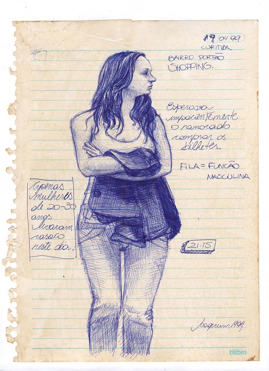Desenho atribuído a Joaquim de Souza - Fase 1 - 1999.04.19_(21.15)