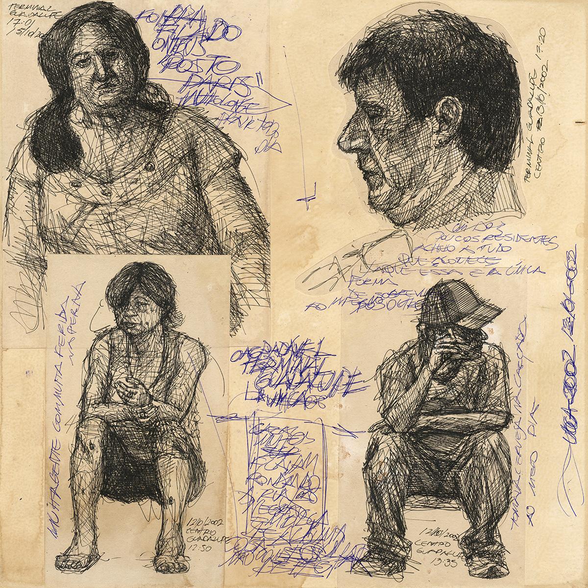 Desenho atribuído a Joaquim de Souza - Fase 3 - 2002.10.12_(12.50)