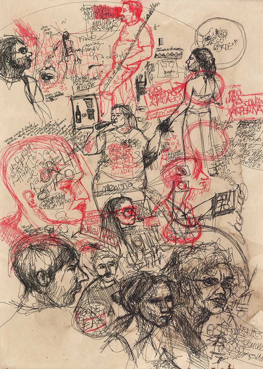Desenho atribuído a Joaquim de Souza - Fase 4 - 2003.02.10_(16.00)