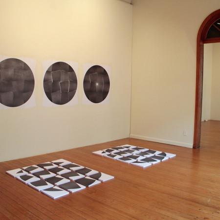 Vista da Instalação - foto Elenize Dezgeniski
